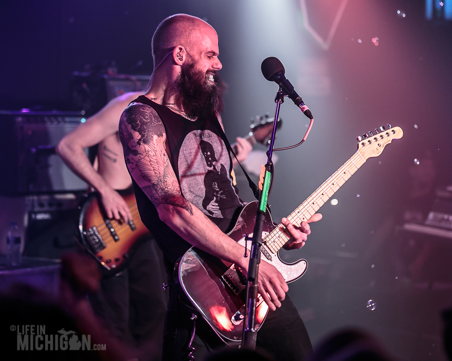 Baroness @ Machine Shop - 6-May-2016