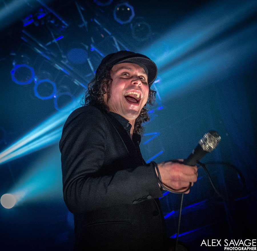Interview Ville Valo Of Him At The Crimson Lounge In
