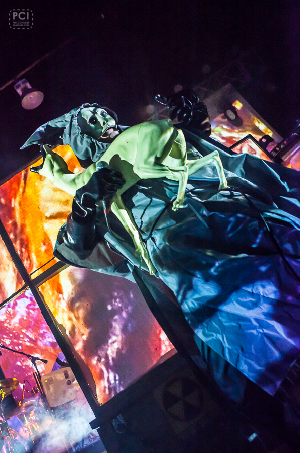 Skinny Puppy at The Majestic in Detroit, MI on 19-Feb-2014 ...