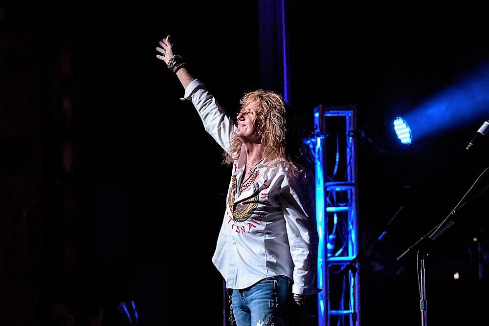 Whitesnake at The Fox Theater in Detroit, MI - National ...