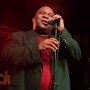 Barrence Whitfield @ Cluny | Photo by Adam Kennedy