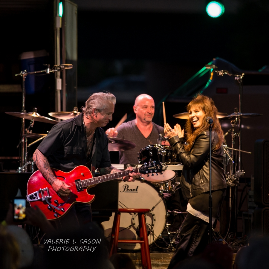 Pat Benatar And Neil Giraldo Tour Setlist