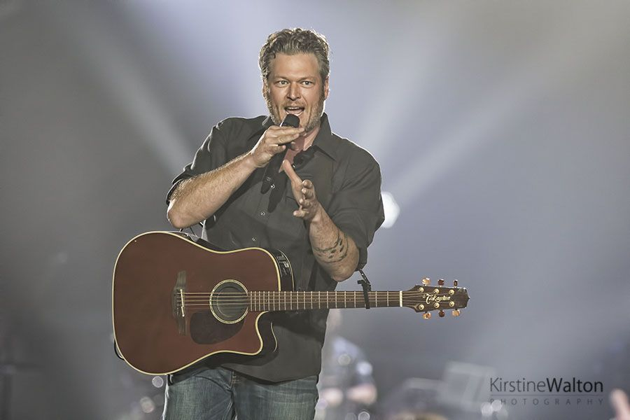 Blake Shelton Doing It To Country Songs Tour Review