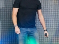 Cole Swindell @ Faster Horses Festival in Brooklyn, MI | Photo by John Reasoner