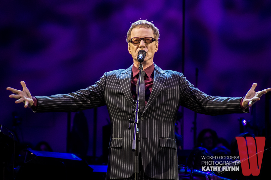 Danny Elfman Performs The Nightmare Before Christmas