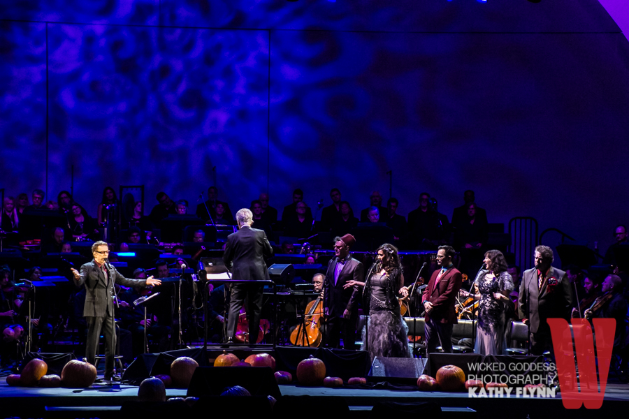 The Nightmare Before Christmas with Danny Elfman at the Hollywood Bowl ...
