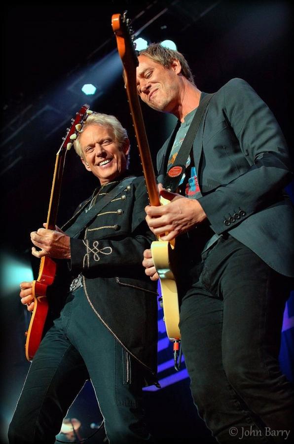 Don Felder Styx Foreigner Tour