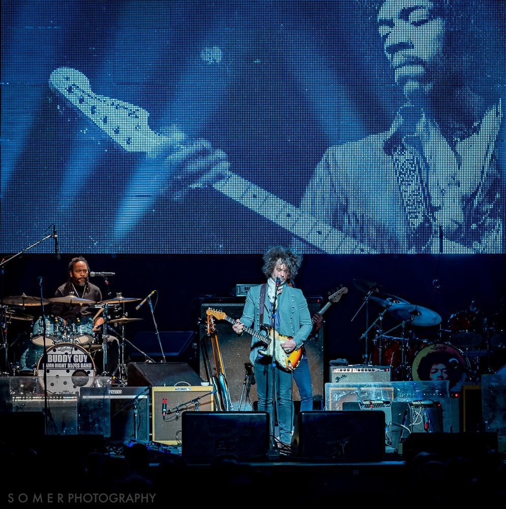 Fox Theater Mi: Experience Hendrix At The Fox Theater In Detroit, MI On 11