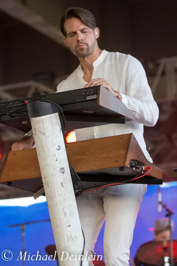 Forecastle Festival (Tycho) at the Waterfront In Louisville, KY | Photo by Michael Deinlein