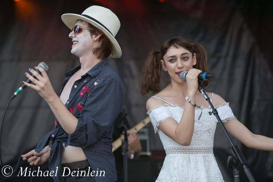 Forecastle Festival (Foxygen) at the Waterfront In Louisville, KY | Photo by Michael Deinlein