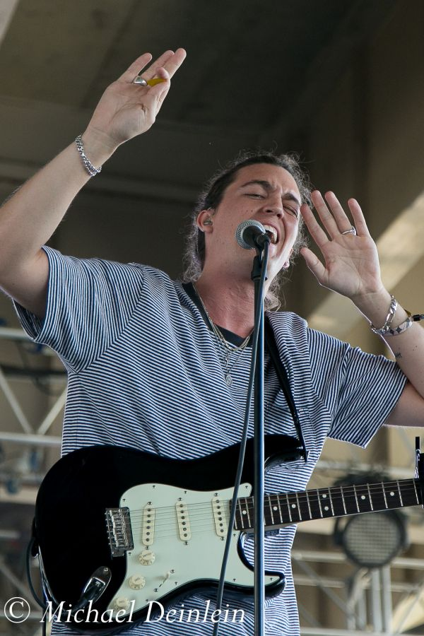 Forecastle Festival (Lany) at the Waterfront In Louisville, KY | Photo by Michael Deinlein
