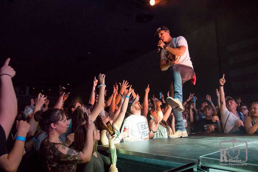 granger smith at the clyde theatre in fort wayne in national rock review national rock review