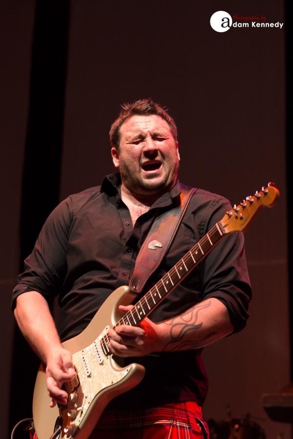 Alan Nimmo Of King King National Rock Review