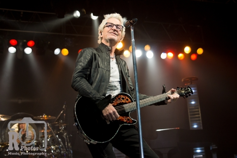 REO Speedwagon at Four Winds Casino in New Buffalo, MI on 02