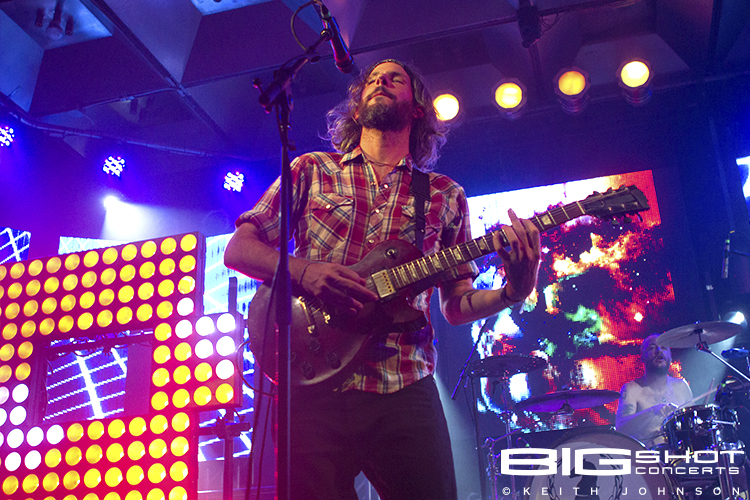 Rx Bandits With The Dear Hunter At Culture Room In Fort