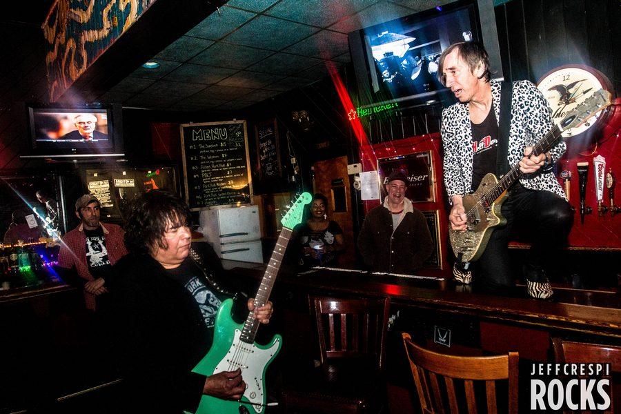The Split Squad At The Brighton Bar In Longbranch Nj On