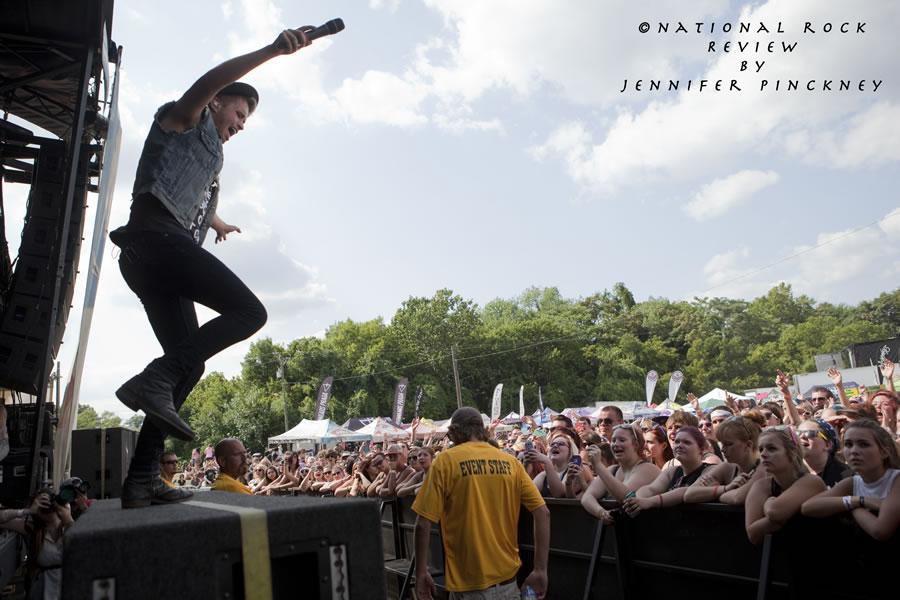 Warped Tour Nashville  Bands