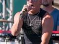 Trent Tomlinson @ K105 FM Country Fest '17 in Fort Wayne, IN