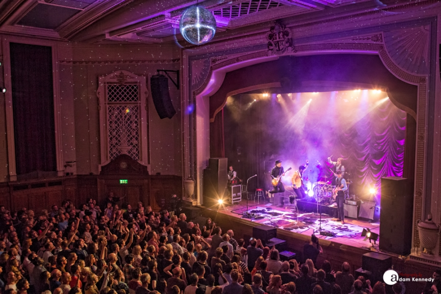Vintage Trouble At Islington Assembly Hall In London Uk