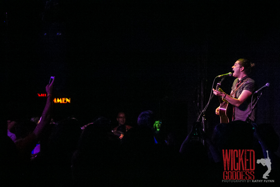 William Beckett At The Roxy In West Hollywood Ca On 02