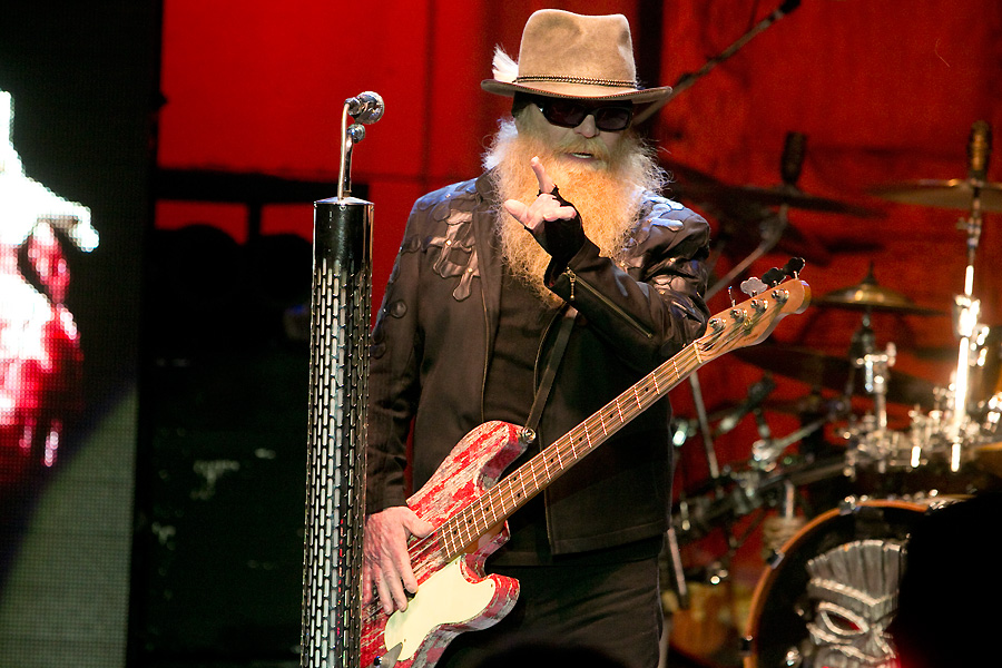 zz top at the mountain winery in saratoga ca on 11 sep 2015 national rock review. Black Bedroom Furniture Sets. Home Design Ideas