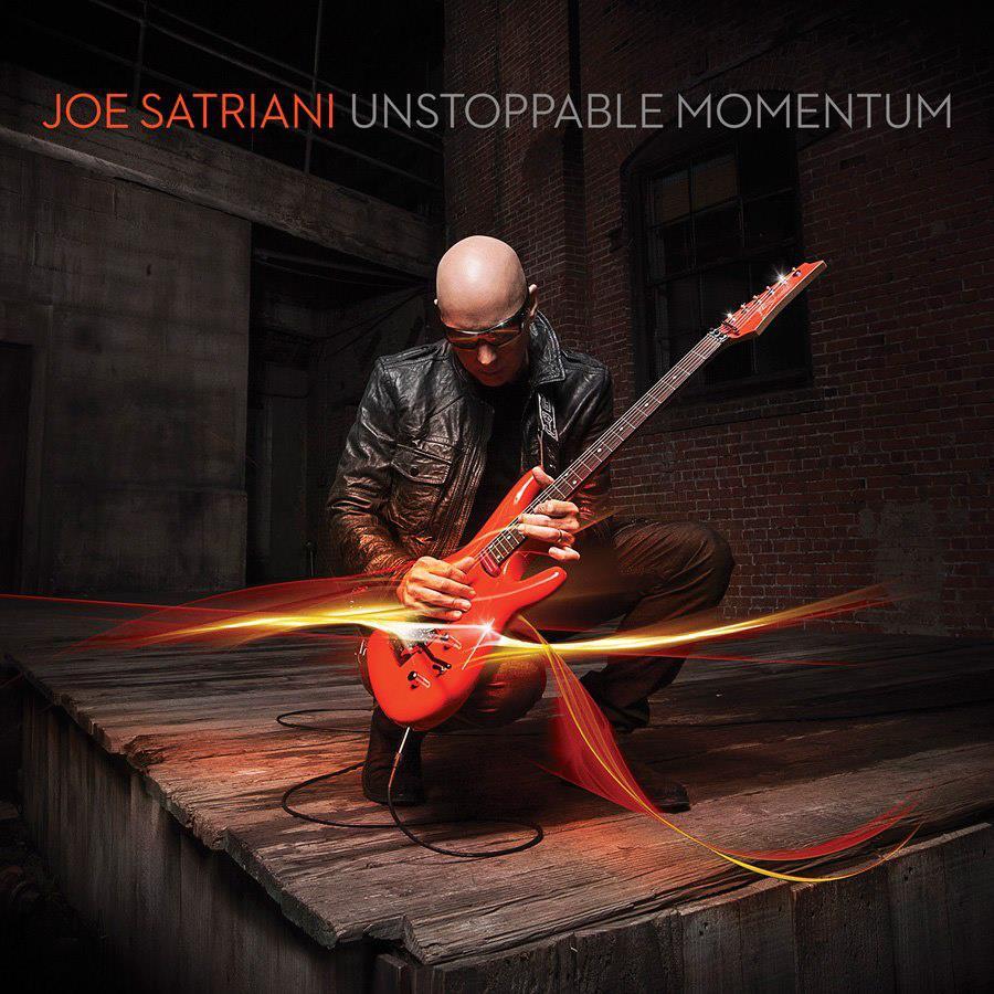 JoeSatriani-UnstopableMomentTour-ConcertPoster