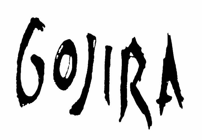 Gojira-BandLogo