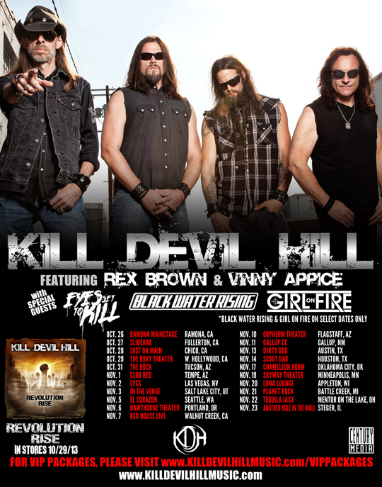 KillDevilHill-2013TourPoster