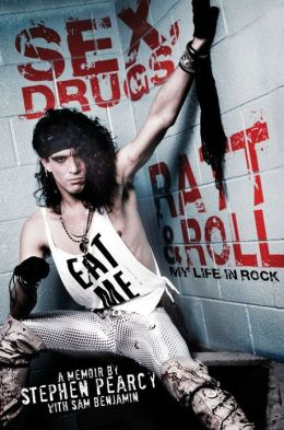 StephenPearcy-SexDrugsRock-n-Roll-BookCover