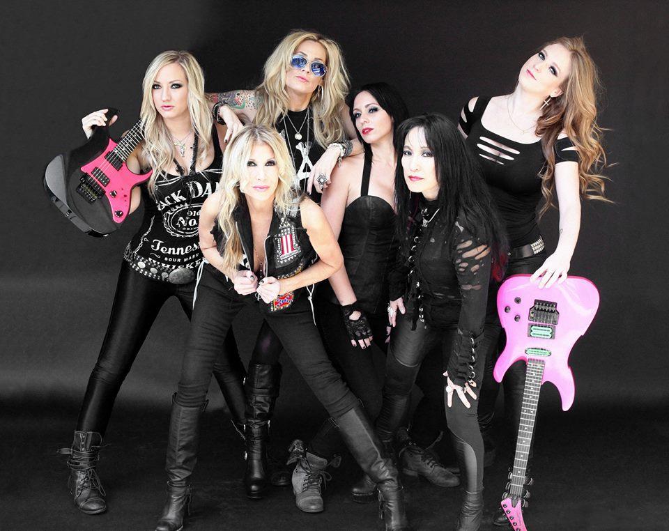 FemmeFatale-BandPublicityShot