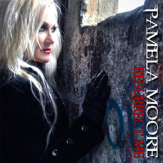 PamelaMoore-ResurrectMe-AlbumArtwork