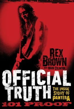 RexBrown-OfficialTruth-BookCover