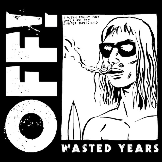 Off!-WastedYears -AlbumArtwork