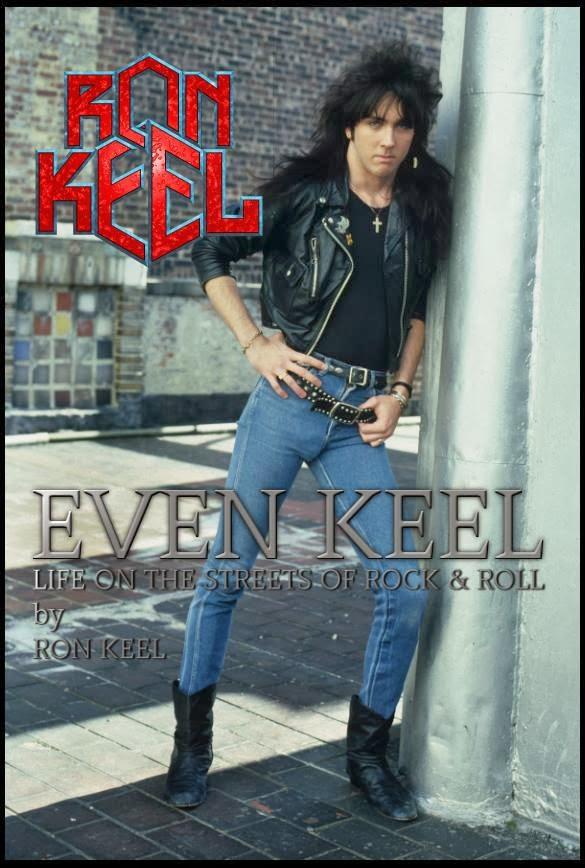 RonKeel-EvenKeelBook-BookCover