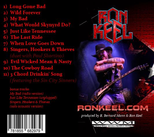 RonKeel-MetalCowboy-AlbumArtWork-back