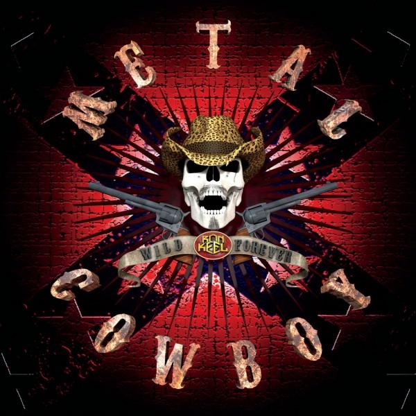 RonKeel-MetalCowboy-AlbumArtWork-front