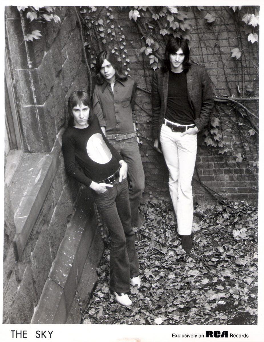 Sky RCA publicity photo