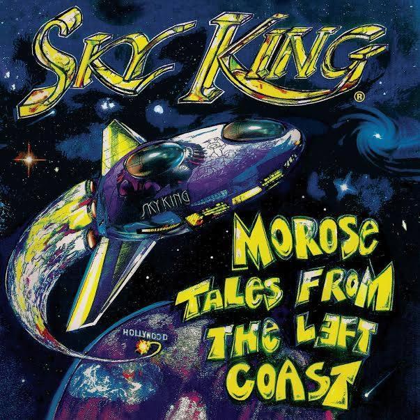 SkyKing-MoroseTalesFromTheLeftCoast-AlbumArtwork