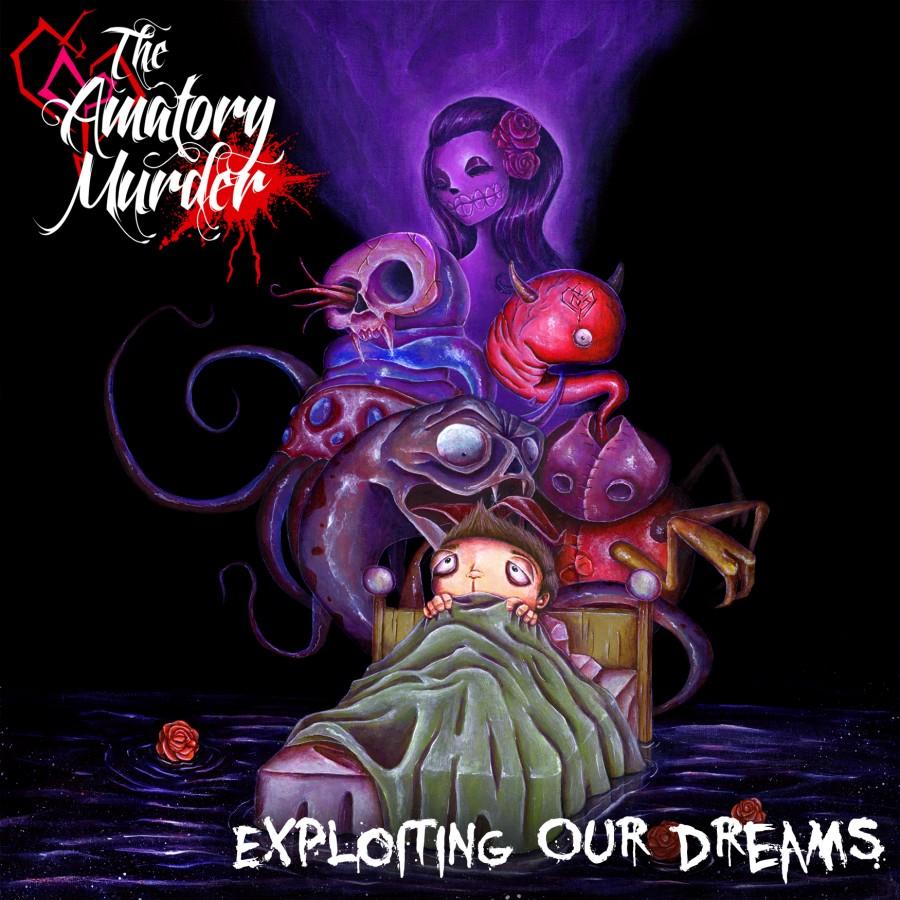 AmatoryMurder-ExploitingOurDreams-AlbumCoverArtwork