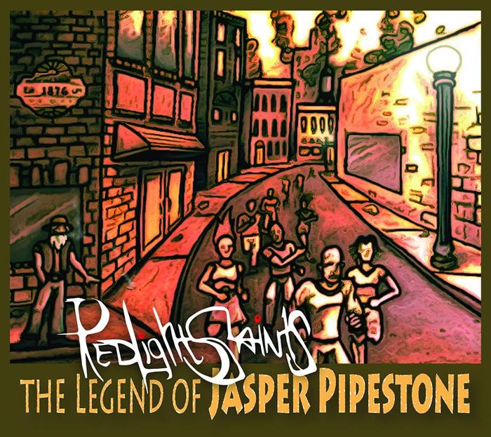 RedLightSaints-TheLegendOfJasperPipestone-AlbumArtwork