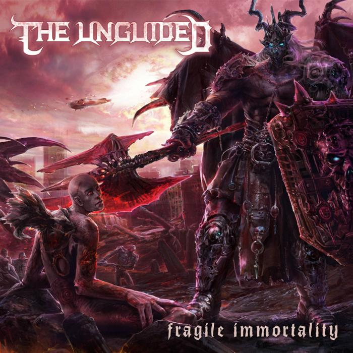Unguided-FragileImmortality-AlbumArtwork