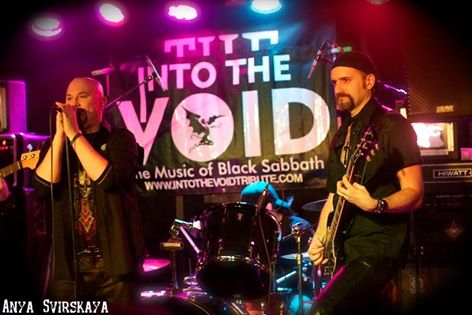Into the Void band