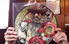 Skeletonwitch Announces N. American Tour and Limited Edition Serpents Unleashed Picture Disc