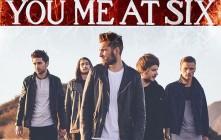 "UK Buzz Band ""You Me At Six"" To Headline 37 City U.S. Tour"