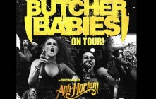 Butcher Babies announce headlining tour with Anti-Mortem!