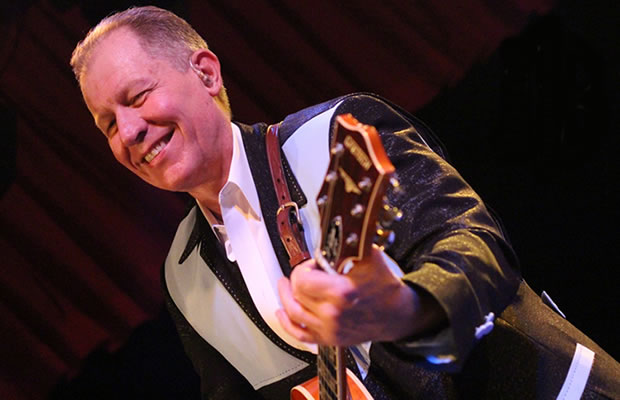 The Reverend Horton Heat at The Double Door in Chicago, IL on 25-July-2014