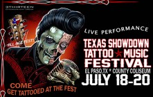 Texas Showdown Tattoo & Music Festival Announces 5th Annual Headliners: Deftones, Drowning Pool, Wu-Tang Clan