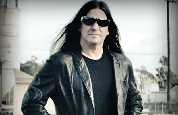 Megadeth Drummer Shawn Drover 28-Mar-2014