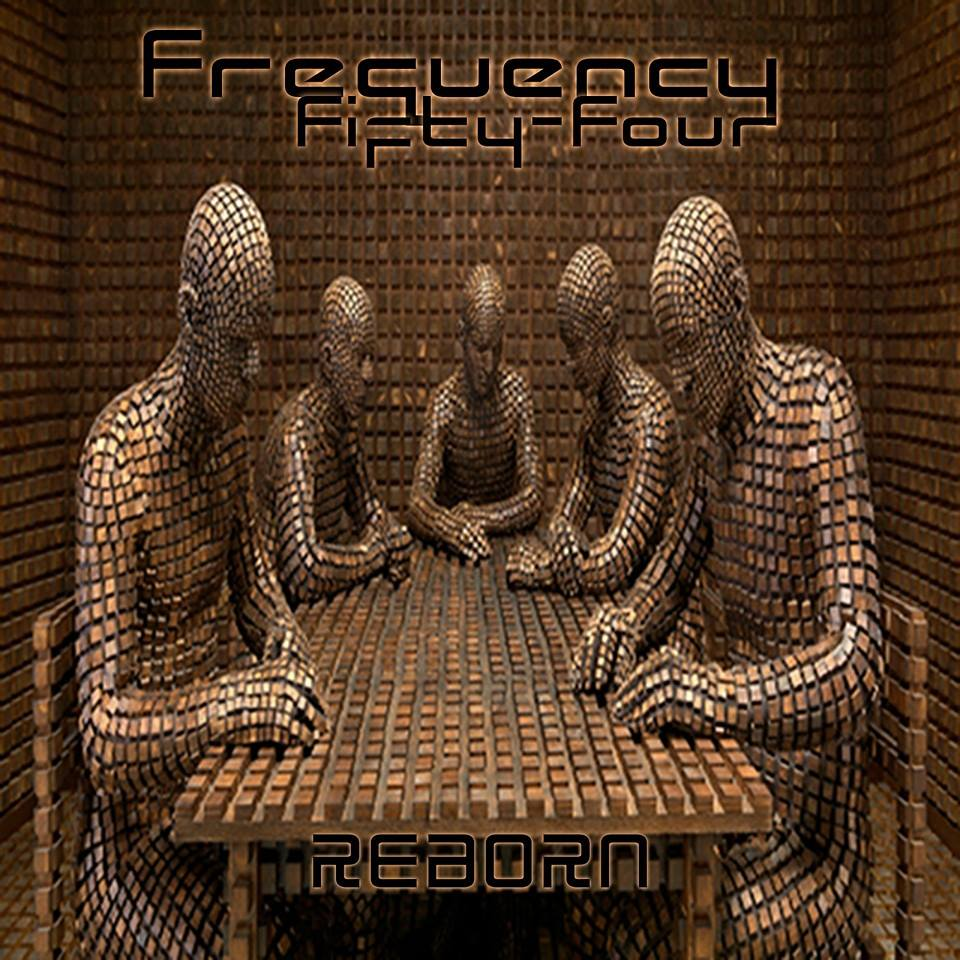 Frequency54 Reborn Album Cover