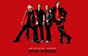 Brain Grenade by Artificial Agent